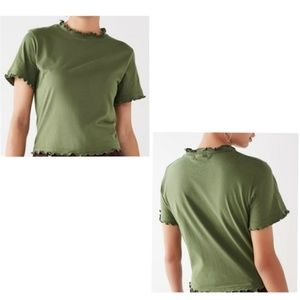 Urban Outfitter Silence + Noise Sukie Tops Tee New